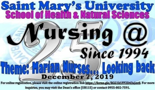 25th Anniversary Celebration of the Nursing Department of SHaNS