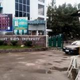 Saint Mary's University - Front